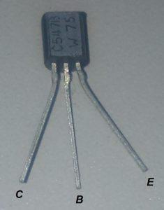 transistor bc
